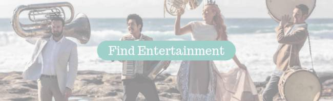 Search Wedding Entertainment options in Australia
