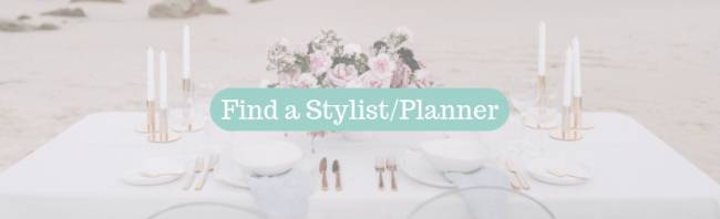 Search Wedding Stylists and Planners in Australia