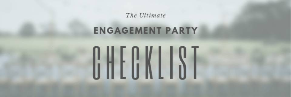 Engagement Checklist cover